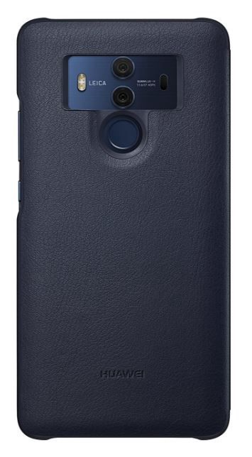 Huawei PU Protective Case For Huawei Mate 10 Pro Blue