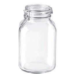 Bormioli Rocco Jar With Lid 3l