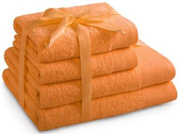 Полотенце AmeliaHome Amari 23870 Orange, 70x140 см, 4 шт.
