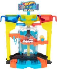 Автомобильная трасса Mattel Hot Wheels Stunt & Splash Car Wash