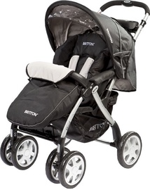 Britton Allroad Stroller Black/Grey