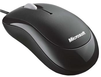 Datorpele Microsoft Basic Black, vadu, optiskā