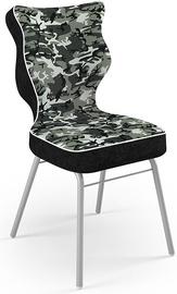 Bērnu krēsls Entelo Solo Size 5 ST33 Black/Camo, 390x390x850 mm