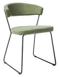 Ēdamistabas krēsls MN Helix Green