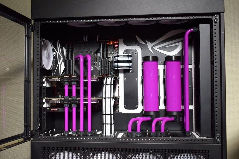 EK Water Blocks EK-CryoFuel Solid Electric Purple (Conc. 250mL)