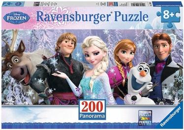 Ravensburger Puzzle Panorama Frozen 200pcs