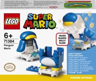 Konstruktors LEGO Super Mario Pingvīna Mario spēju komplekts 71384, 18 gab.