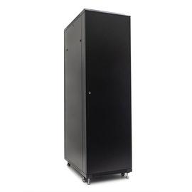 Netrack Economy Standing Server Cabinet 42U/600x1200mm Perforated Black