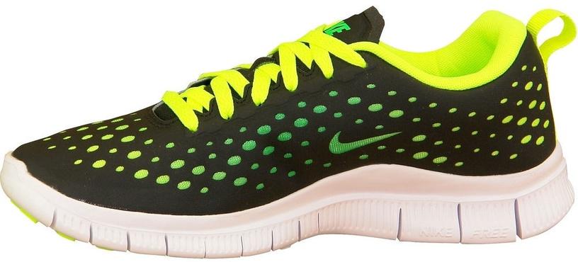 Nike Running Shoes Free Express Gs 641862-005 Black 38.5