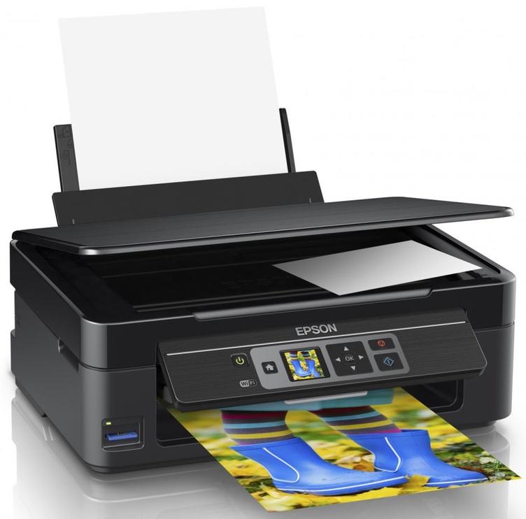 Daudzfunkciju printeris Epson Expression Home XP-352, tintes, krāsains
