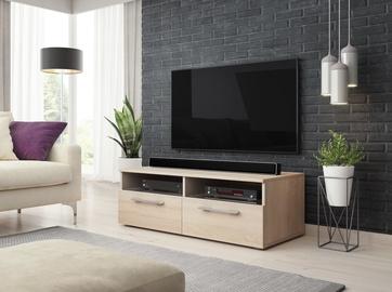 ТВ стол Vivaldi Meble Bonn, дубовый, 1000x460x350 мм