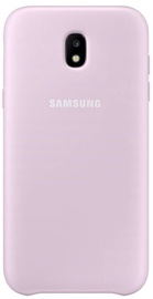 Samsung Original Dual Layer Back Case For Samsung Galaxy J7 J730 Pink