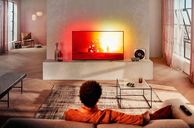 Телевизор Philips 43PUS7805/12, UHD, 43 ″