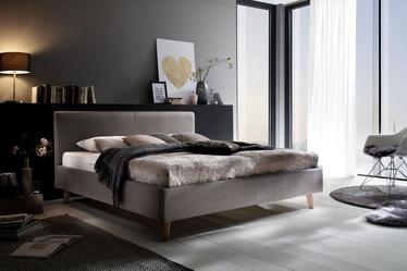 Gulta Meise Möbel Paula Taupe, 200x140 cm