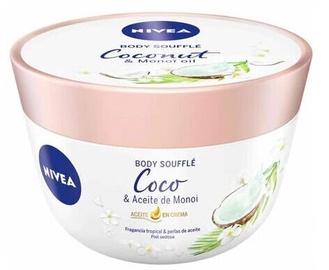 Ķermeņa krēms Nivea Coconut & Monoi Oil, 200 ml