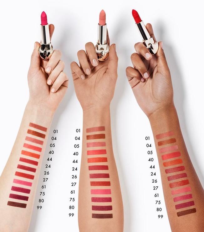Guerlain Rouge G Matte Lipstick 3.5g 80