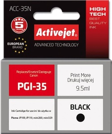 ActiveJet Cartridge ACC-35N For Canon 9.5ml Black