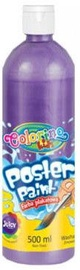 Patio Colorino Kids Poster Paint Nacre Violet