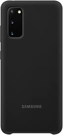 Silicone Cover Samsung Galaxy S20 Black