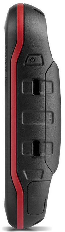 Garmin Montana 680 Black/Red