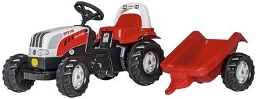Rolly Toys Kid Steyr 6165 CVT White/Red 012510