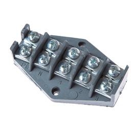Spaiļu bloks 0963 4x10mm²