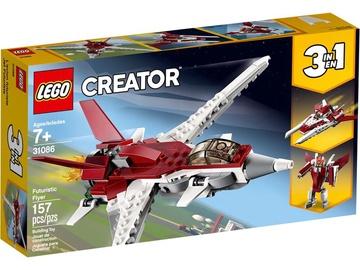 Konstruktors Lego Creator Futuristic Flyer 31086