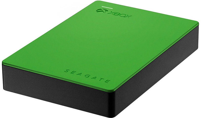"""Seagate 4TB Game Drive for Xbox 2.5"""" Green"""