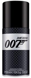 Дезодорант James Bond 007 James Bond 007 Spray, 150 мл