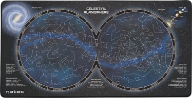 Natec Office Mouse Pad Universe Map