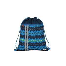 Tiger Sport Bag ZigZag TGNQSC-E02 40x33cm Blue