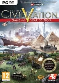 Компьютерная игра Sid Meier's Civilization V GOTY PC