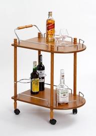 Барный стол Halmar Bar-4 Beech, 600x400x750 мм