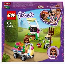 Konstruktors LEGO® Friends Olīvijas puķu dārzs 41425