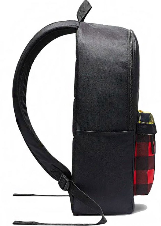 Nike Backpack Hernitage BKPK 2.0 AOP BA5880 010 Black