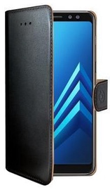 Celly Wally Case For Samsung Galaxy A8 A530 Black