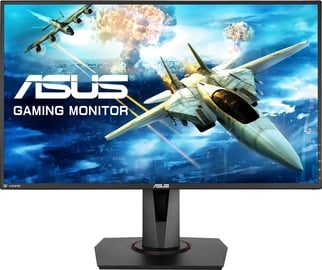 "Monitors Asus VG278Q, 27"", 1 ms"