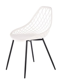 Ēdamistabas krēsls Halmar K330 White, 1 gab.
