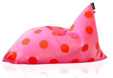 Sēžammaiss Qubo Tryangle Rund Pink, 100 l
