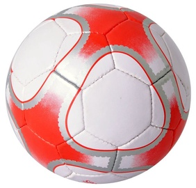 Spartan Soccer Ball Corner Red/White Size 5