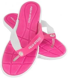 Aqua Speed Bali Pink /White 39