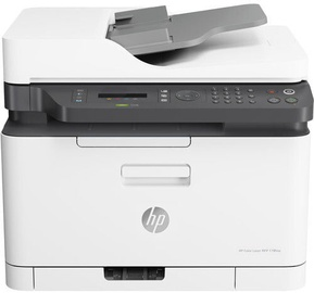 Лазерный принтер HP MFP 179fnw, цветной