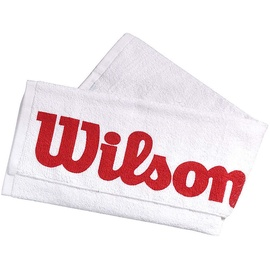 Полотенце Wilson Court WRZ540000 White, 50x75 см, 1 шт.