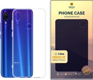 Mocco Original Clear Silicone Case For Xiaomi Redmi Note 8T Transparent 2mm