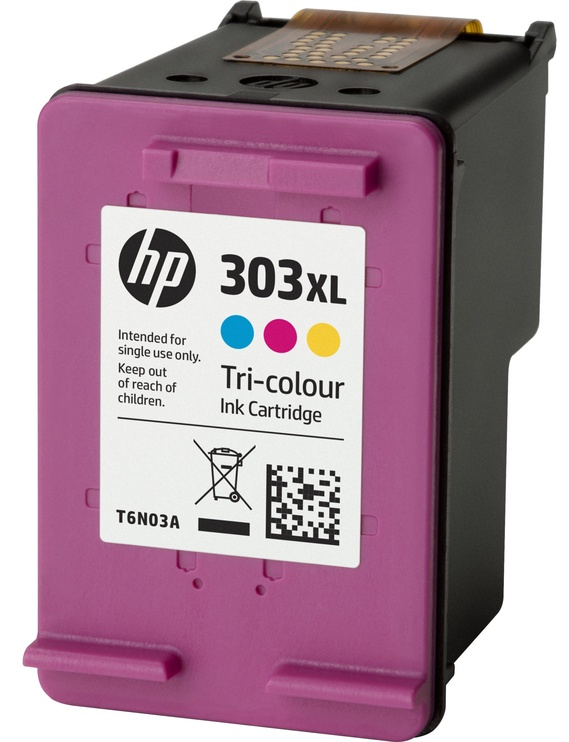 HP Cartridge 303XL/T6N03AE Colour
