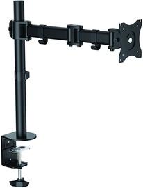 """LogiLink BP0021 Monitor Desk Mount 13-27"""" Black"""