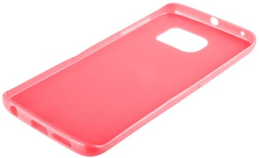 Telone Candy Ultra Slim Shine Jelly Back Case For Samsung Galaxy S7 Edge Pink