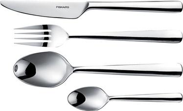 Fiskars Functional Form Cutlery Set 24pcs Mirror