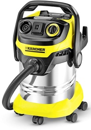 Putekļu sūcējs Kärcher WD 5 P Premium Yellow/Black/Stainless steel