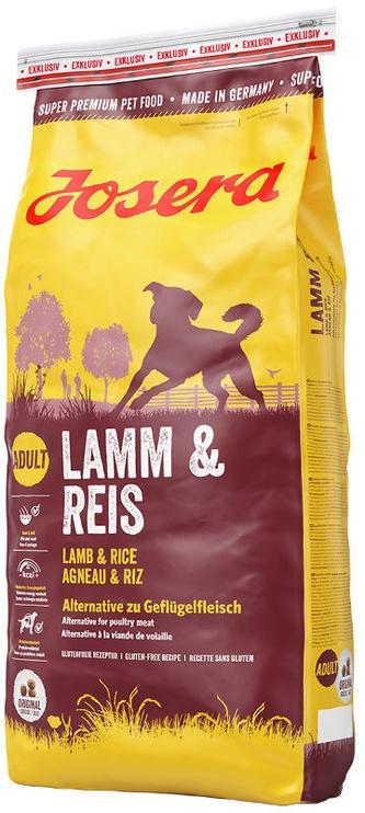 Josera Adult Dogs Lamb & Rice 900g